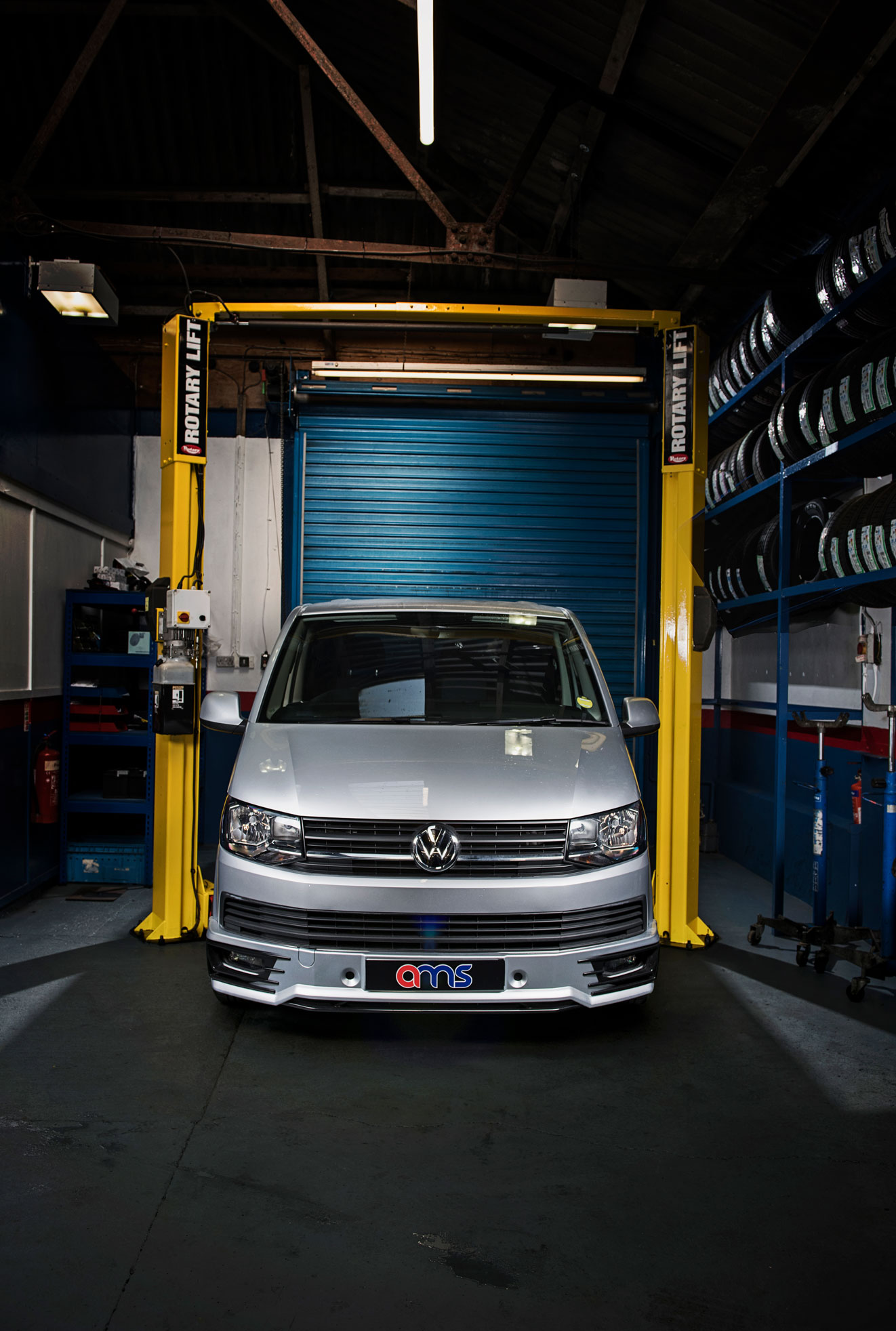 Athersmith Motor Services: VW T5/T6 Specialists Ulverston